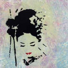 my-geisha-girl-2 by Bente Røyseth