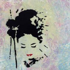 my-geisha-girl-2 by Bente Røyseth