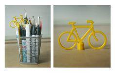 ROWEREK #3d #3dprinting #domlab #domlabPL #bike #pencil #gadget
