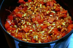 Vegetarian Cassoulet from Smitten Kitchen. An awesome vegetable stew perfect for fall.