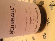 Meursault... lovely