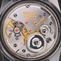 SEIKO 5722B Movement