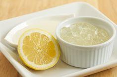 DIY Lemon Hair Gel | GI 365