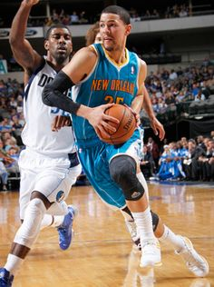Blue Devils in the NBA: Austin Rivers - New Orleans Hornets