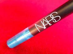 NARS larger than life long wear eyeliner in Abbey Road #beauty #eyes