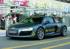 2013 Audi R8 e-tron. Production Electric Car. Electric version of the Audi R8. Available late 2014.