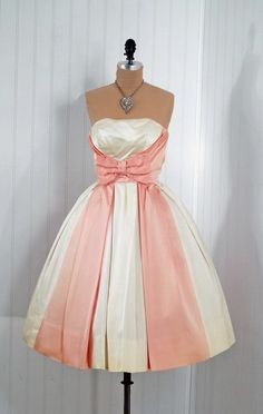 1950 wedding dress
