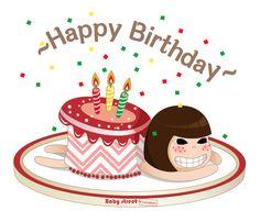 Que - Happy Birthday