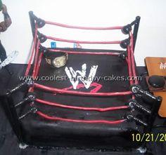 Homemade Custom Championship Homemade Wrestling Belts