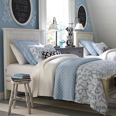 Panel Bed by #bassettfurniture