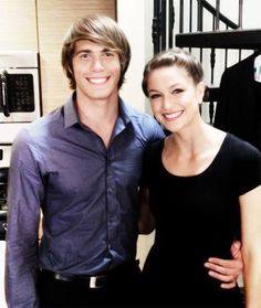 Who is jake from glee dating in real life