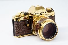Pentax LX Special Gold