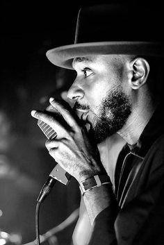 Mos Def (also known as Yasiin Bey) <3