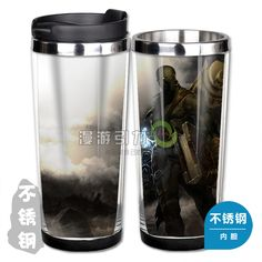 League of Legends LOL Zombie Ryze Stainless Steel Coffee Cup