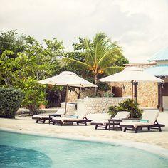 Jamaica Goldeneye Hotel & Resort | Photo by Scott Clark Photo | Read more - http://www.100layercake.com/blog/?p=72930