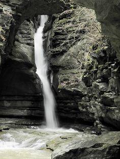 Thunder Canyon Falls, Buffalo National River, Arkansas