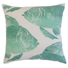 Found it at Wayfair - Lael Outdoor Throw Pillow