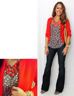 Today's Everyday Fashion: One Top, Four Ways — J's Everyday Fashion