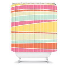 Caroline Okun Delicious Shower Curtain