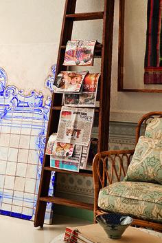 9 ideias para decorar com objetos antigos - Casa