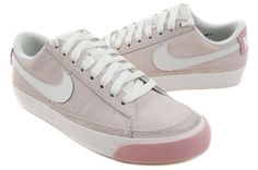 quality design 6da73 19ce6 Now Buy Nike Wmns Blazer Low Classic Womens Pink Rice White Shoes Online  Save Up From Outlet Store at Footlocker.