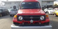Put your car fire out with this Toyota Landcruiser Fire Truck - Straight from auction here in Japan and now on its way to Canada AUCTION AGENT JAPAN Kobe Japan, Japanese Used Cars, Bmw M6, Japanese Imports, Japan Cars, All Cars, Fire Trucks, Land Cruiser, Cars For Sale