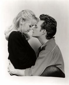 Dylan Mckay & Kelly Taylor. Beverly Hills 90210.