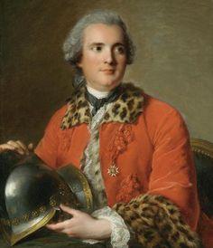 Victor de Rochechouart, Duc de Mortemart, Jean-Marc Nattier