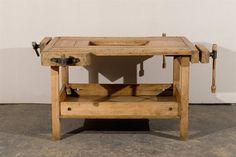 European Wooden Workbench