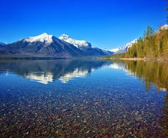 Lake McDonald Glacier National Park Montana [3662x3024][OC]