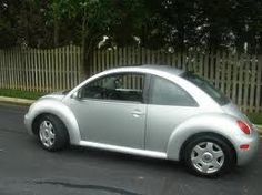 2001 VW Beetle - my 3rd car