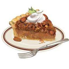 Pecan Pie Slice Mary Lake-Thompson