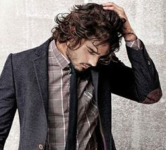Mens Curly Hairstyles 2014   Curly Men Hairstyles