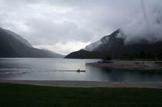 Rainy Day in Molveno. Ph. @Giacomo Bonetti