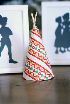 Paper Tee Pees--- a Peter Pan birthday!!!! :) how wonderful :)
