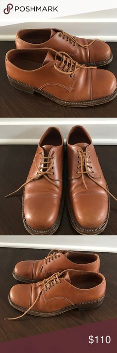 Authentic Prada shoes size 8-1/2 Authentic Prada shoes size 8-1/2 fits men's 10-10-1/2 all leather used but in good condition great with jeans or dress up Prada Shoes Oxfords & Derbys