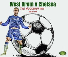 Chelsea look to secure a second Premier League title in three seasons when they take on West Brom tonight Live at the Woody!  #forestofdean #thewoodmaninn #football #chelsea #weekend www.thewoodmanparkend.co.uk
