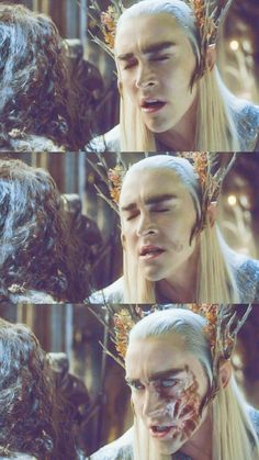 Legolas Father, Lotr Legolas, Lotr Quotes, Lee Pace Thranduil, Better Books, O Hobbit, Jrr Tolkien, Father And Son, My King