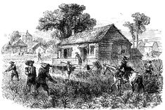 The early cashcrop of the southern colonies, tobacco opened the door to the settlement of the mid-Atlantic and southern seaboard. Not only enticing groups of European settlers, tobacco paved the way for slavery in North America. As the south grew an agrarian economy the import of education diminished in a direct correlation to the requisite manual labor. This is evident even today, as the south maintains some of the best athletic programs yet falls behind in comparison to the edu in NE…
