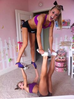 Peyton Mabry and Jamie Andries. Such an inspiration