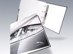 Jaguar Paper Over Board Ring Binder - a creative packaging solution produced by Cedar Packaging Box Supplier, Packaging Solutions, Ring Binder, Journal Notebook, Jaguar, Paper, Creative, Board, Rings