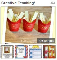 Creative Teaching!