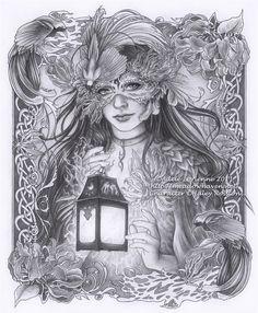 Masquerade: Radiance by `Saimain on deviantART