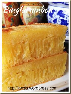 It Is Still Not Perfect Yet - Indonesian Honey Comb Cake–Bika Ambon or Bingka Ambon#guaishushu #kenneth_goh#bika_ambon#Bingka_ambon#Indonesian_honeycomb_cake