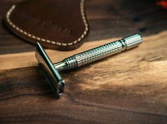 Luxury while you're living. An heirloom when you're gone. Vintage Gentleman, Gentleman Style, Glass Bell Jar, Best Barber, Close Shave, Cool Knives, Wet Shaving, Safety Razor, Men's Grooming