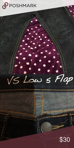 Victoria Secret Jeans No signs of wear very good condition they are a waist size 31 inseam 32 Victoria's Secret Jeans Straight Leg