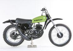 The Early Years of Motocross Wooden Bicycle, Bicycle Art, Vintage Motocross, Vintage Motorcycles, Ford Sport Trac, Bici Retro, Enduro Motocross, Lowrider Bicycle, Kawasaki Bikes