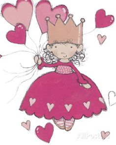 Little Princess Posters by Annabel Spenceley at AllPosters.com