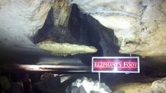 Ruby Falls Cave @ Lookout Mountain