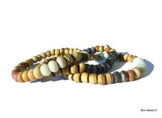 rainbow amazonite or black labradorite horn bracelet / men Bracelet Men, Bracelets For Men, Labradorite, Horns, Rainbow, Black, Jewelry, Rain Bow, Rainbows